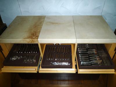 Cabinets & Draws