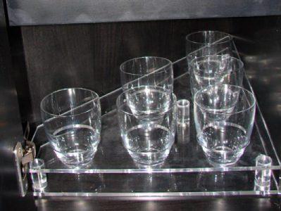 Plexi glass work