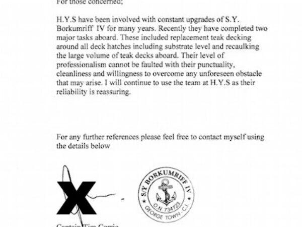Borkumriff reference X 1