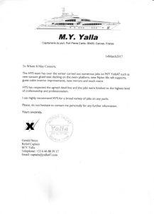 YALLA REFERENCE x
